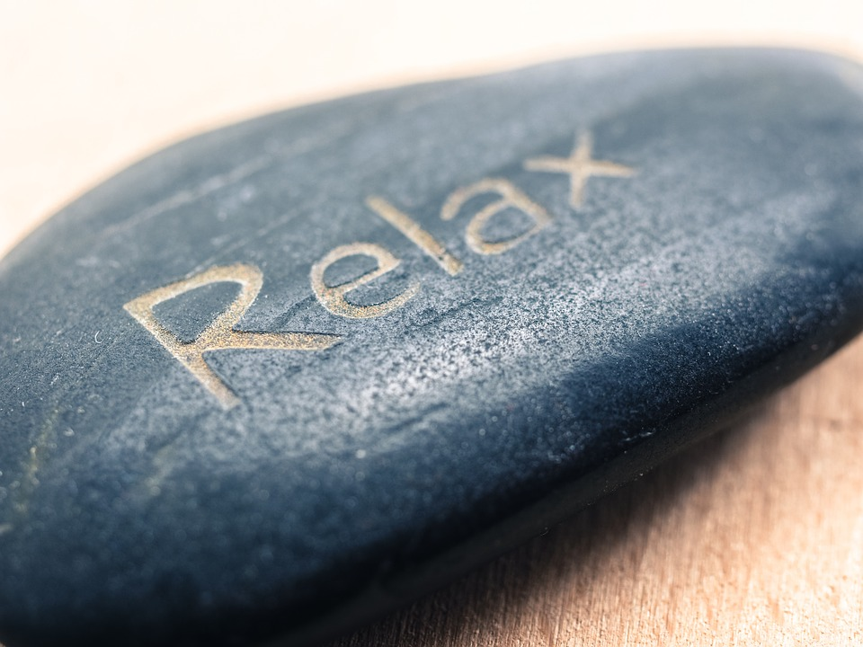 Uspokój ciało i umysł