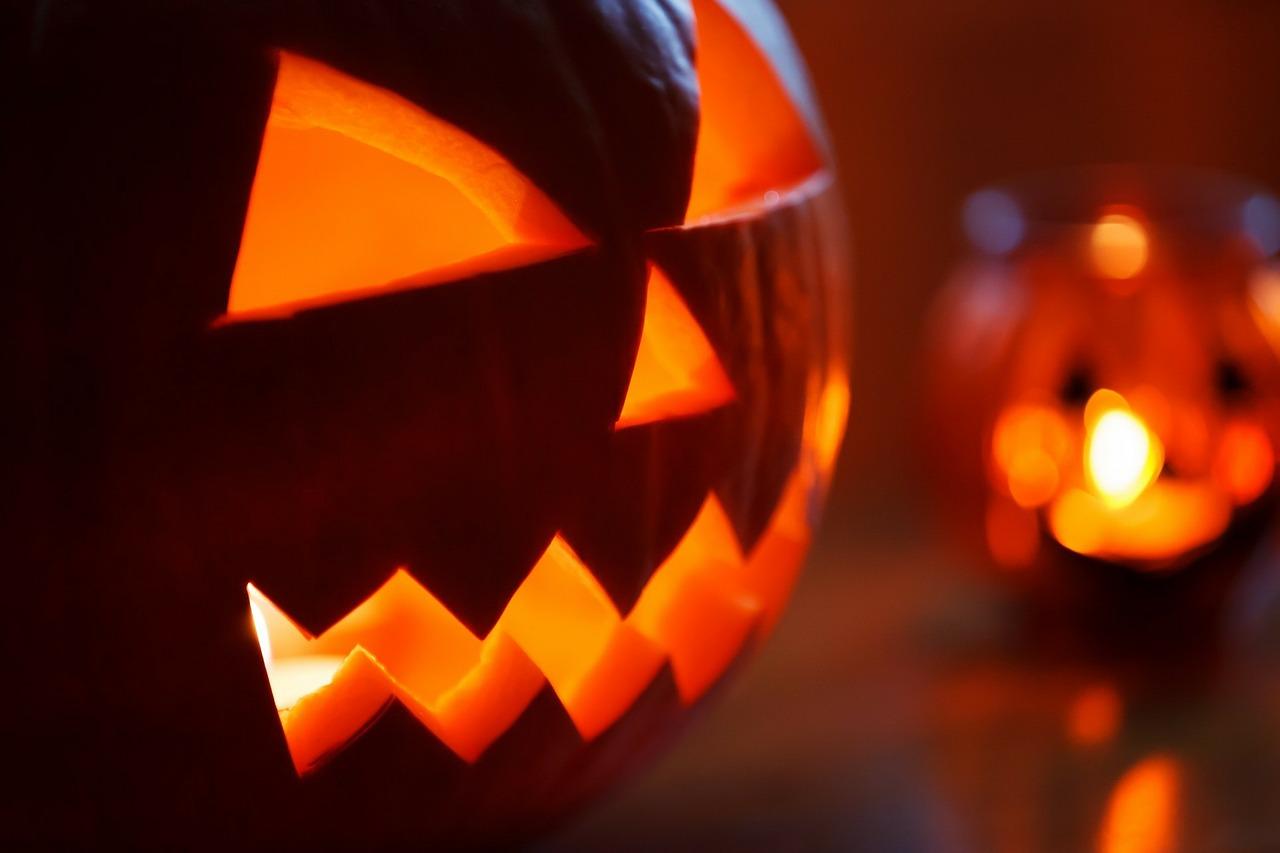 Zabawa kostiumowa Halloween